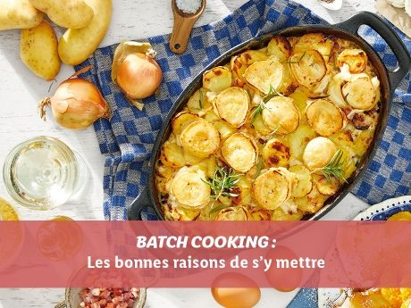 Le batch cooking