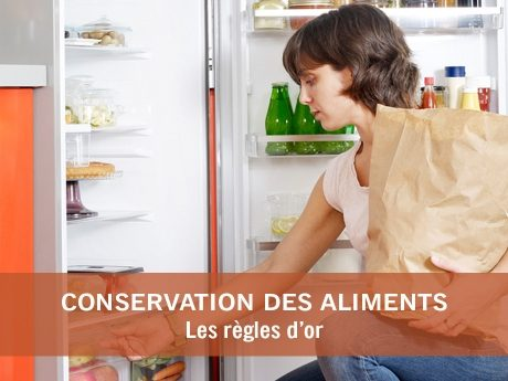 Conservation aliments